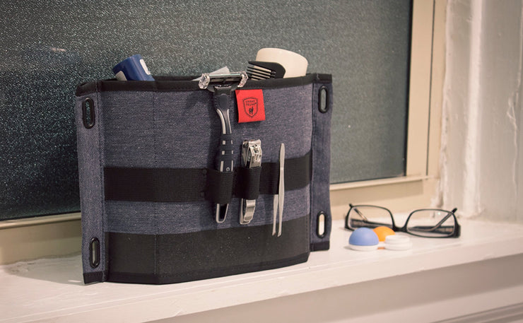 Weekender Compact Toiletry Bag