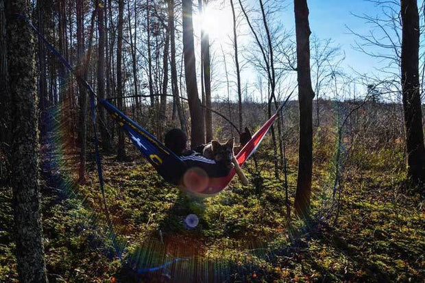 Single US States Hammock