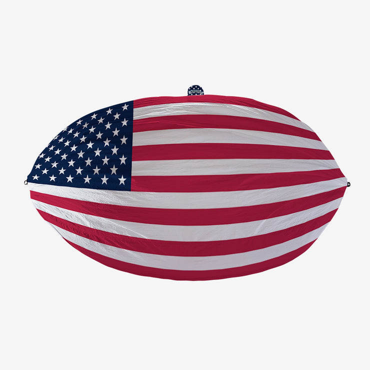 USA Flag Single Hammock - Made In USA