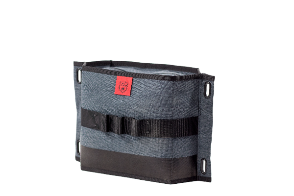 Weekender Compact Toiletry Bag - Mountain Grey
