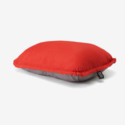 Puffy Travel Pillow Camping Red