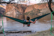Ultralight Starter Hammock - Red