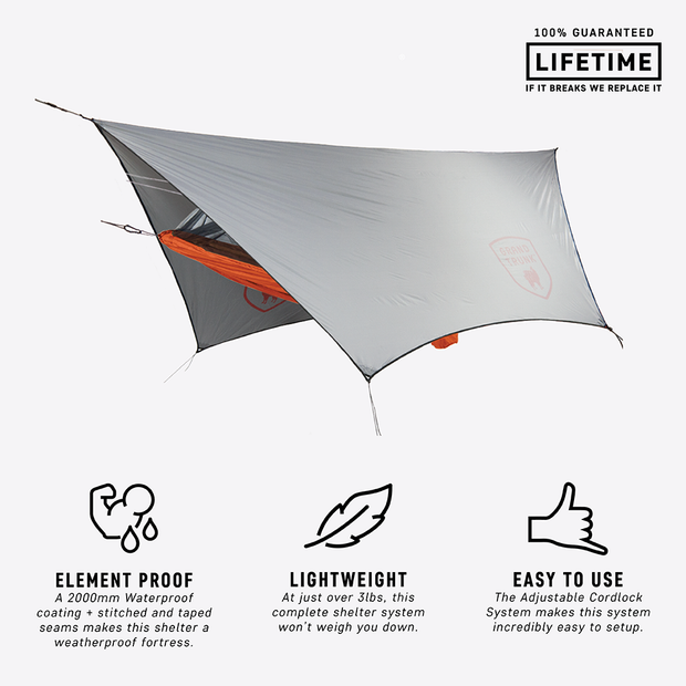 Air Bivy All Weather Shelter - NEW!