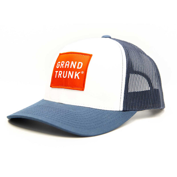 Retro Trucker Two Tone Hat