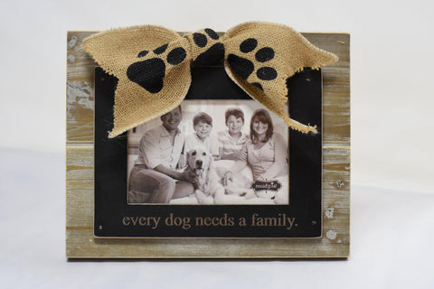 Every Dog Needs A Family