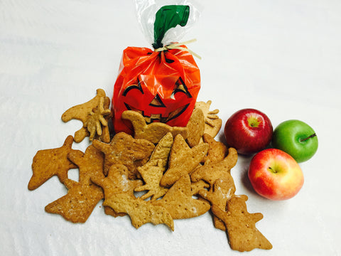 Apple Cinnamon Halloween Assortment