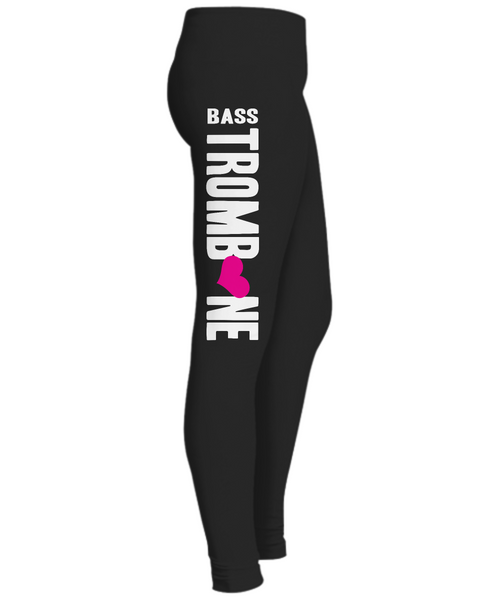 Bass Trombone Active Wear Leggings