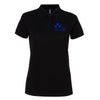 Bleu Du Maine Sheep Society Ladies Poloshirt