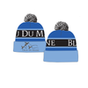 Bleu Du Maine Sheep Bobble Beanie