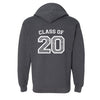 Dunclug College - Leavers Contrast Hoody 2020