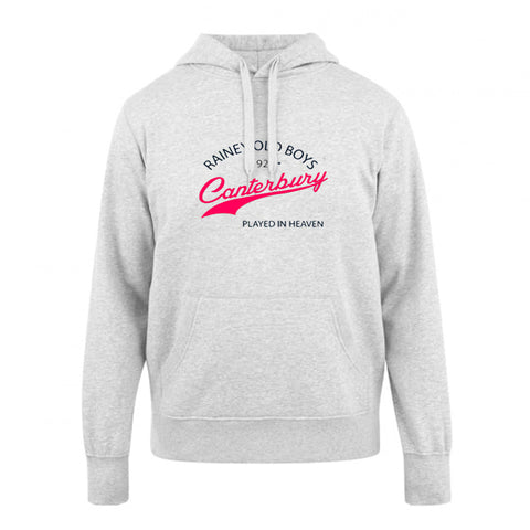 Rainey OB RFC Grey Hoodie - Supporters