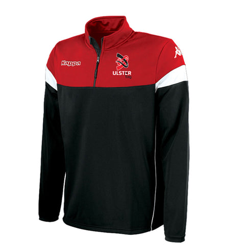 Ulster Tag Rugby Quarter Zip