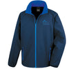 Bleu Du Maine Sheep Society Mens Softshell Jacket