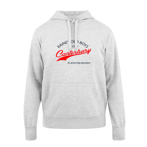 Rainey OB RFC Grey/Red Hoodie - Minis