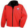 Devon Cattle Breeders Society  Mens Softshell Jacket - Red