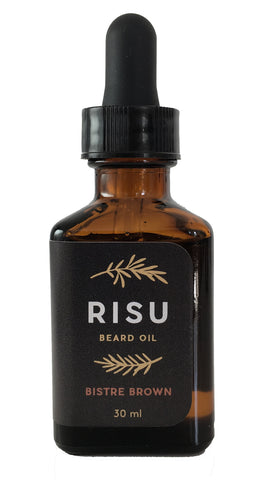 Bistre Brown Beard Oil
