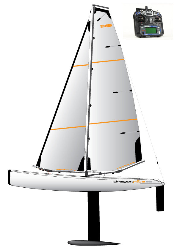 Special RTR DF95 now available from Dragon Sailing North America!