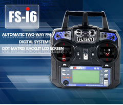 FlySky FS-i6 Telemetry Radio System , your best low cost RC