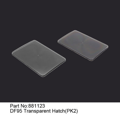 Transparent Hatch(PK2) - DF95