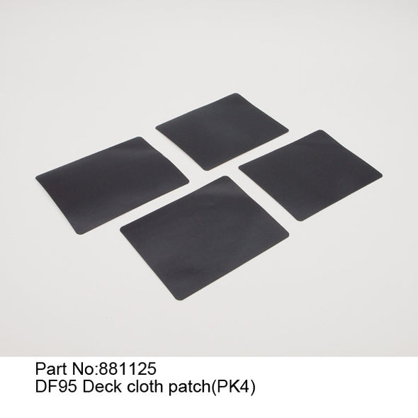 Deck cloth patch(PK4) - DragonFlite 95