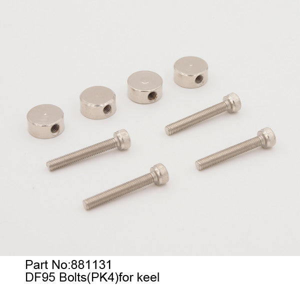 Keel Bolts (PK4) - DF95