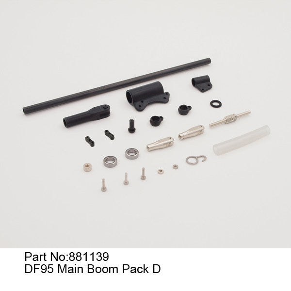DF95 Main Boom Pack D