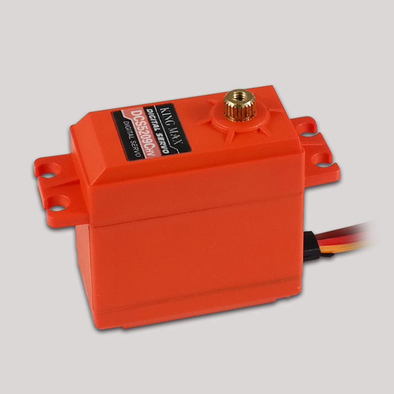 DCS5209CHV Boat Servo / High Voltage, High Speed, Metal Gear, Digital Sport Servo