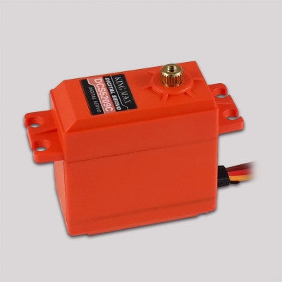 DCS5209C- Boat Servo / Low Voltage, High Speed, Metal Gear, Digital Sport Servo