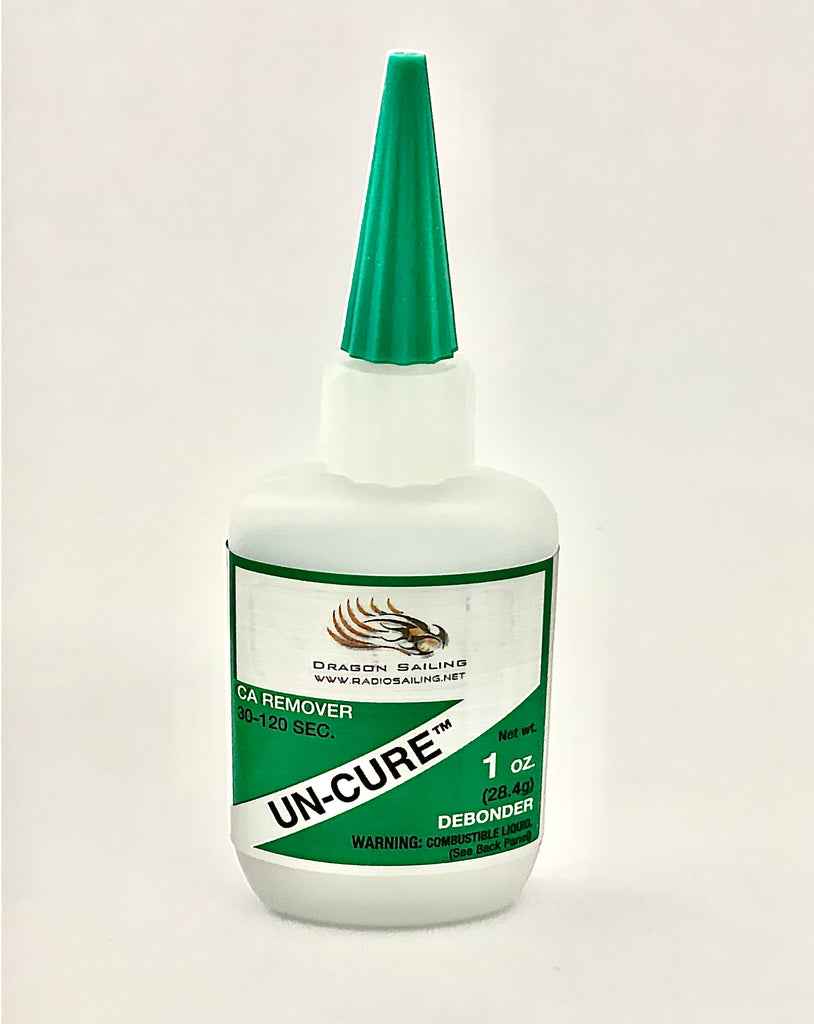 UnCure CA Debonder (1 oz bottle)