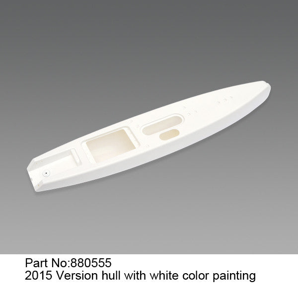 Replacement Hull (2014-15 Versions) with white color painting - DragonForce 65