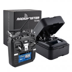 RadioMaster TX16S HALL Carbon/ Gold Edition Open TX Multi Protocol Transmitter