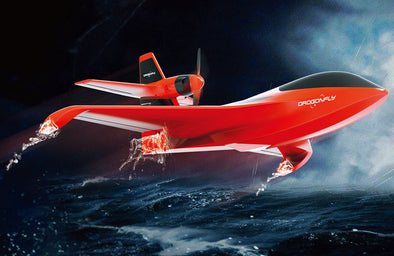 DragonFly V2 All Terrain / Seaplane Plug & Play ( DOES NOT INCLUDE RX/TX)