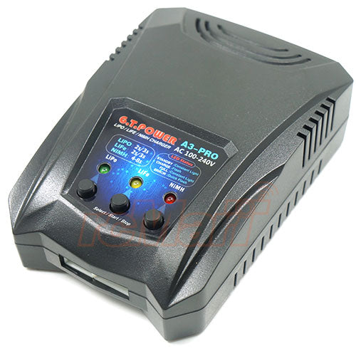 GT Power A3-Pro   2A / 16 Watt LiFe/LiPo/ NiCd NiMh Charger