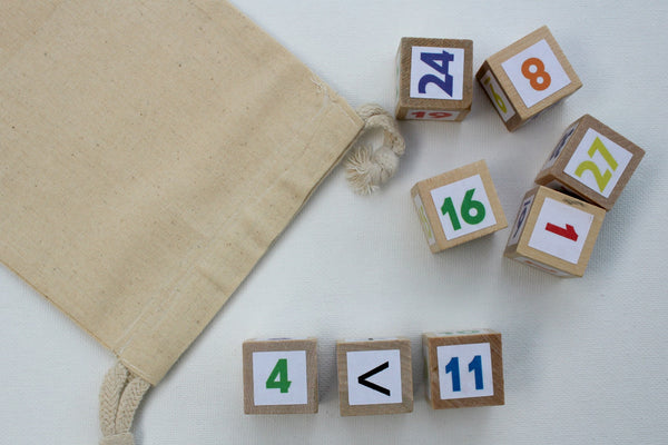 Math Dice Set