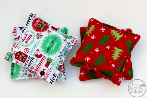 Christmas Bean Bag Set