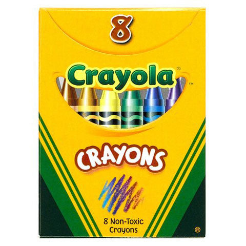 Crayola Classic Color Pack Crayons - 8pk