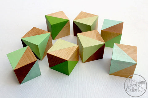 Envy Wood Blocks Set