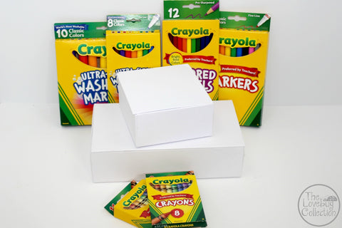 Craft Supplies Boxes
