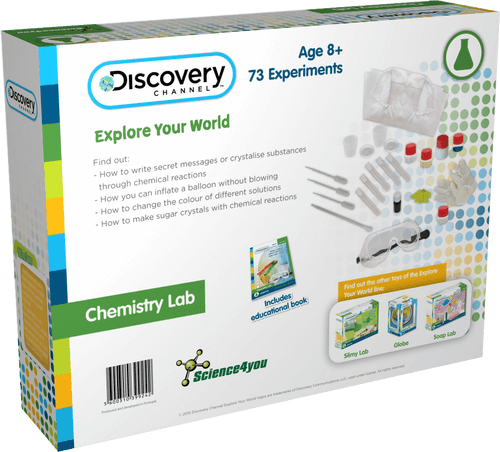 Discovery Channel: Chemistry Lab