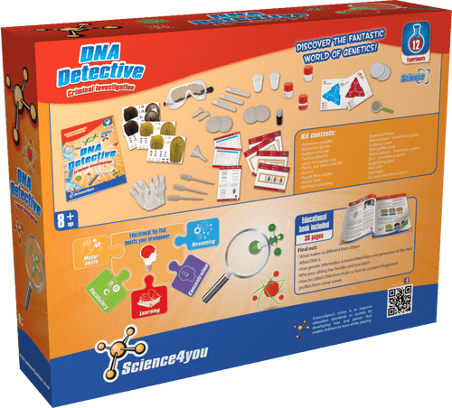 DNA Detective: Criminal Investigation