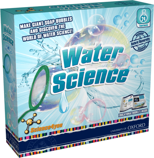 University of Oxford Edition: Water Science