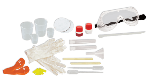 Science Kit for Kids Chemistry 600 content
