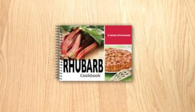 101 Recipes with Rhubarb