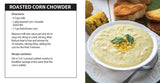 Rada Roasted Corn Chowder Soup Directions