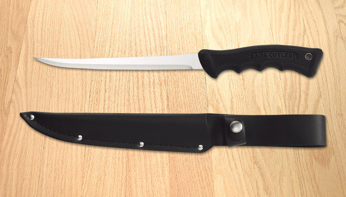 Rada Cutlery Fillet Knife with Scabbard