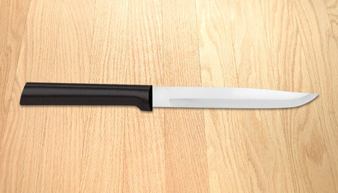 Rada Cutlery Utility/Steak Knife Black SSR Handle