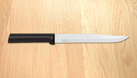 Rada Cutlery Slicer Knife Black SSR Handle