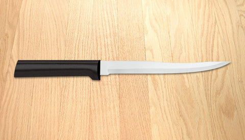 Rada Cutlery Carver/Boner Knife Black SSR Handle