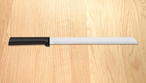 Rada Cutlery Ham Slicer Knife W211 Black SSR Handle