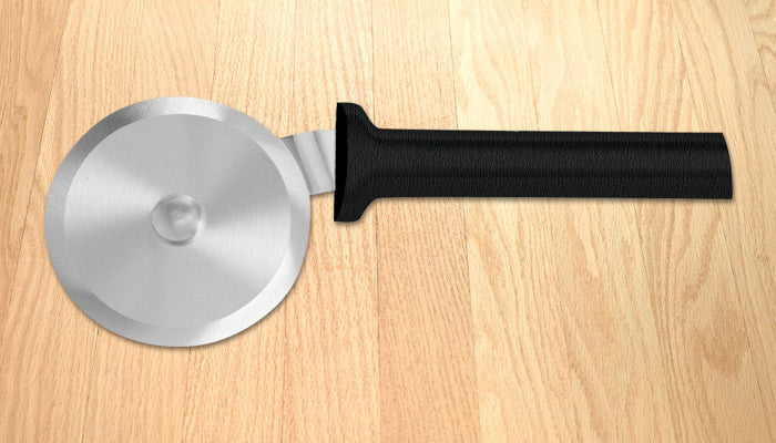 Rada Cutlery Pizza Cutter Black SSR Handle